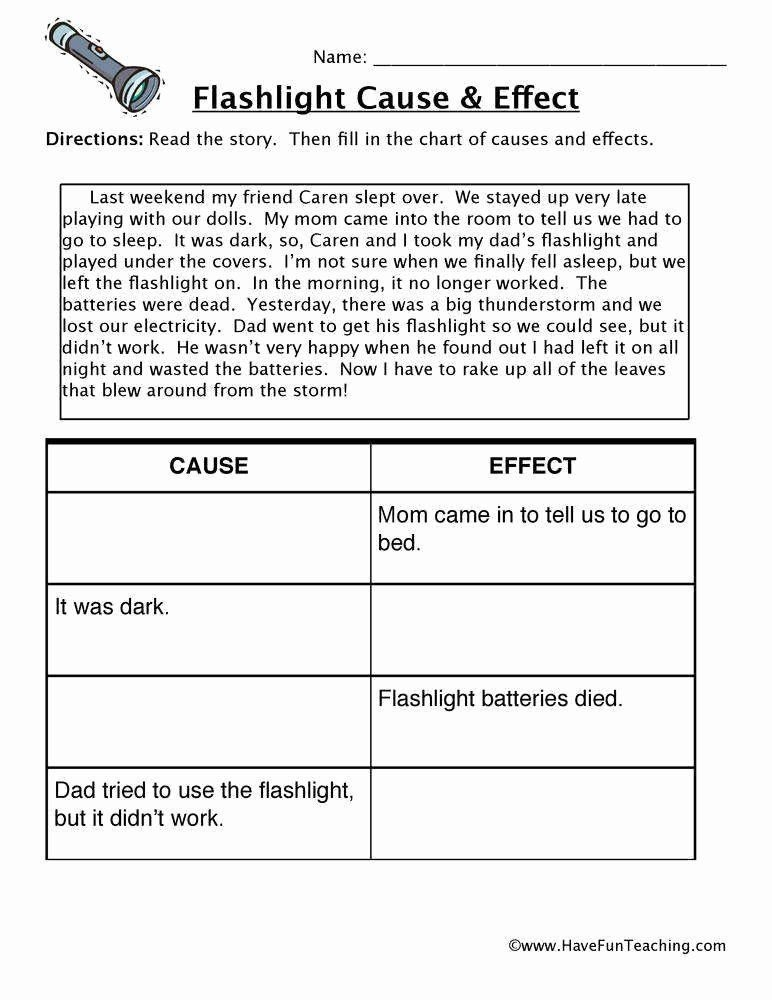 Affect Vs Effect Worksheet  My Group Guide Free Therapy
