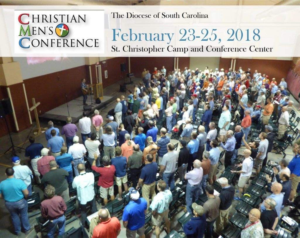 Christian Men'S Conference Reminder  The Anglican Diocese