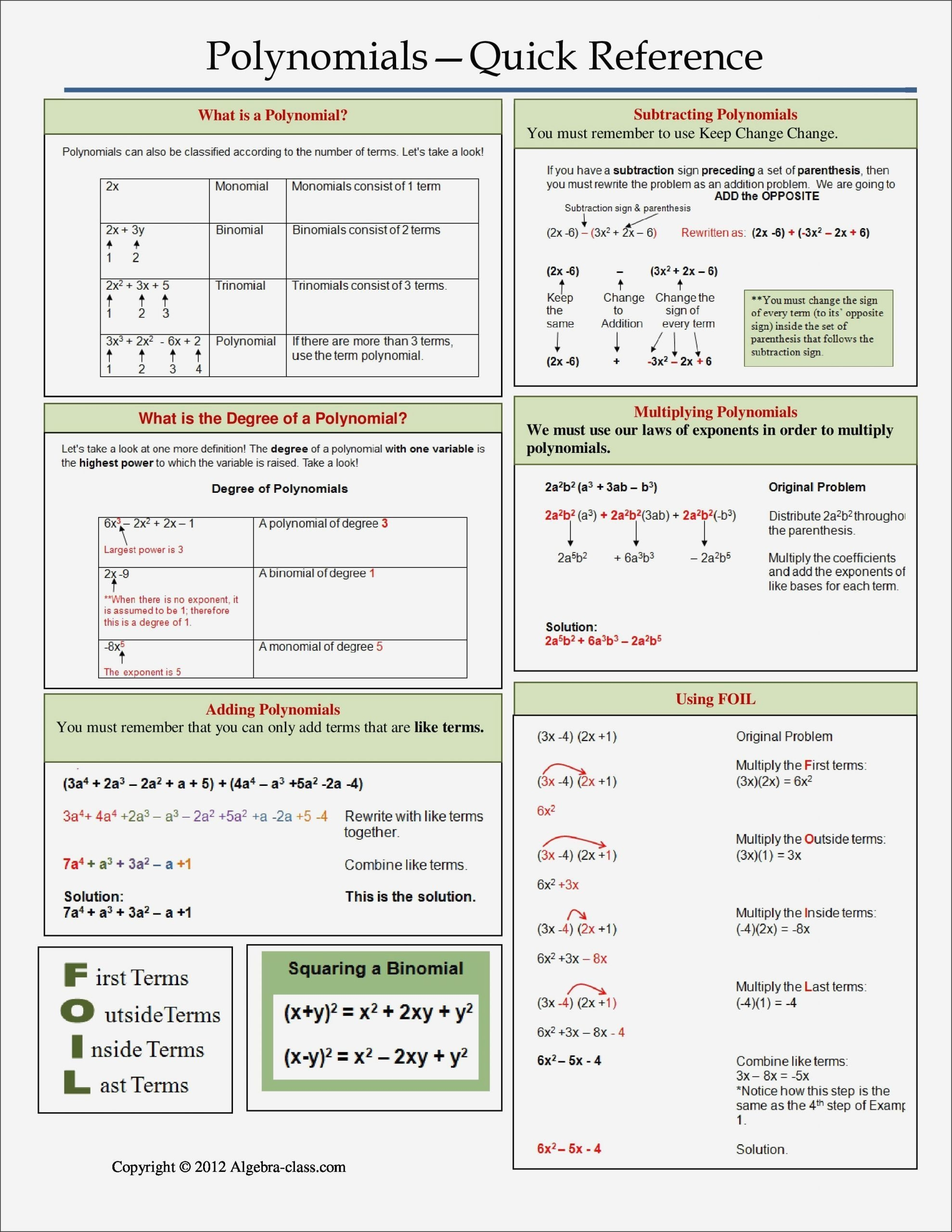 Classifying Rational Numbers Th Grade Worksheet