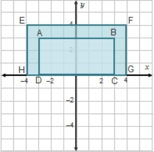 Is Rectangle Efgh The Result Of A Dilation Of Rectangle