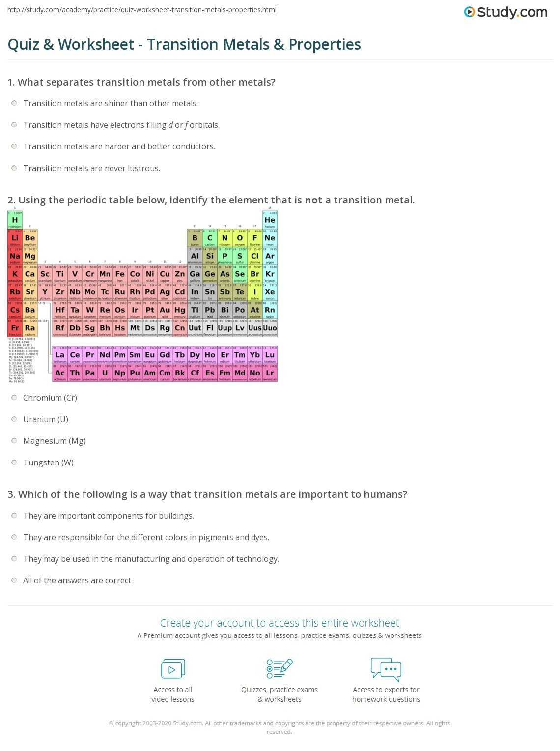 Isotope Notation Chemistry Worksheet Answers  Printable