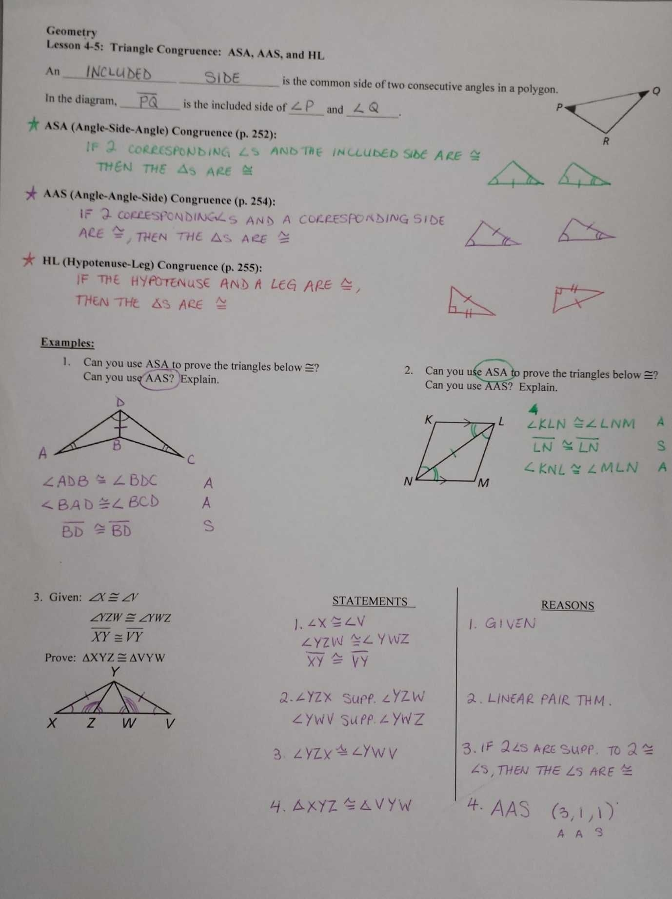 Proofs Practice Worksheet Answers  Briefencounters