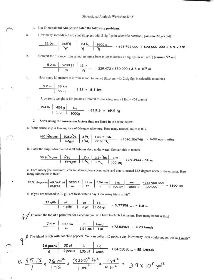 Specific Heat Problems Worksheet Along With Density Word