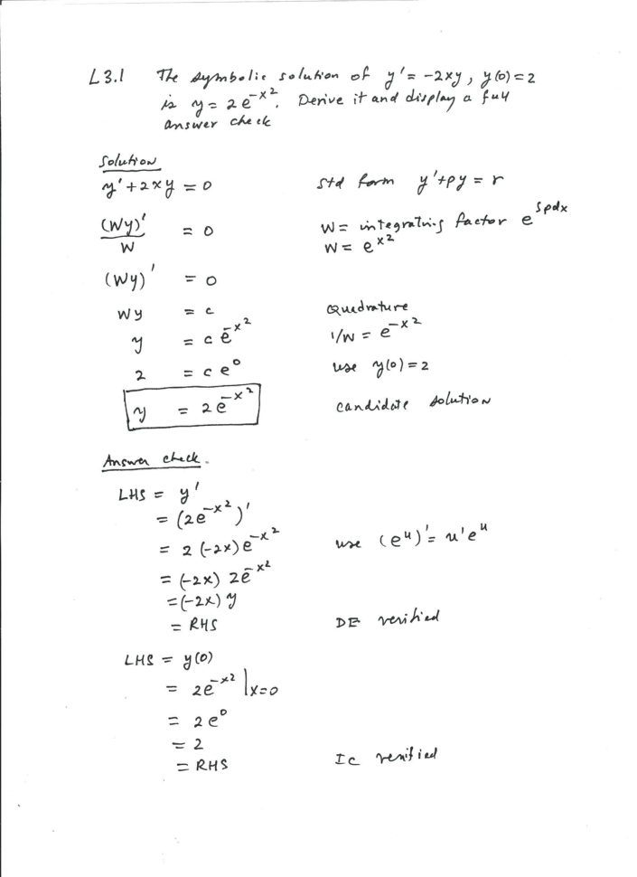 Variable System Of Equations Worksheet Math — Dbexcel