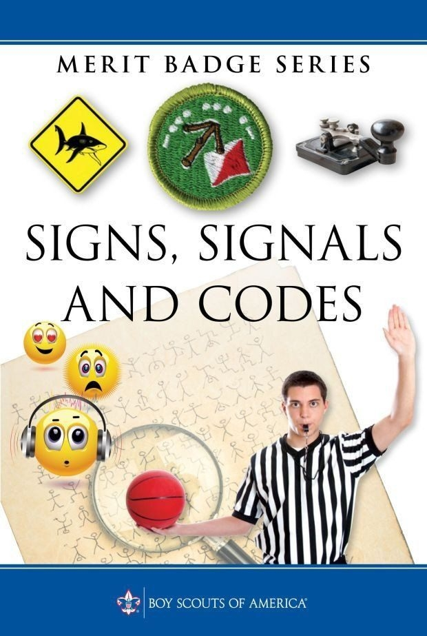 Weather Merit Badge Worksheet Signs Signals And Codes